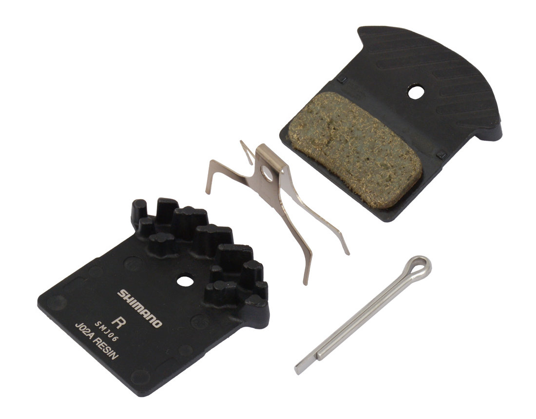 Shimano Disc Brake Pads Ice-Tec J02A (Resin)