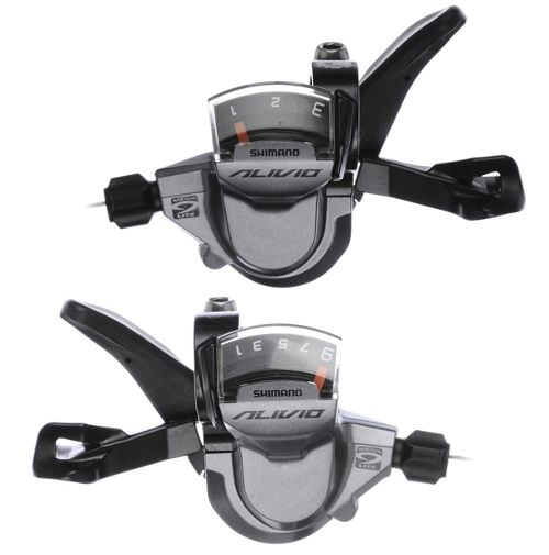 Shimano Alivio M4000 9 Speed Trigger Shifter Set