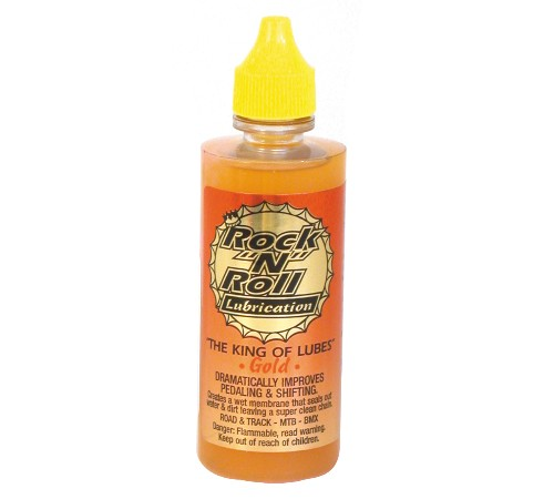 "ROCK""N""ROLL GOLD 4OZ. LUBE GOLD"