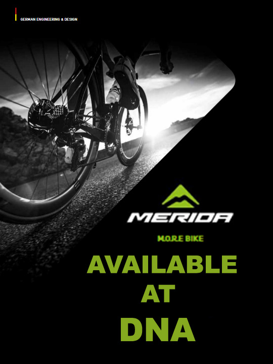 Merida Bikes now at DNA