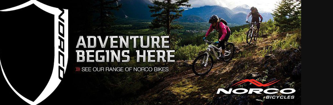 Norco adventure starts here