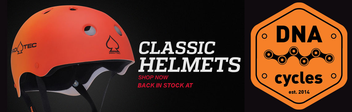 Helmets by Protec available now