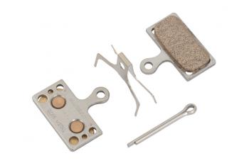 Shimano Disc Brake Pads G04S (Metal)
