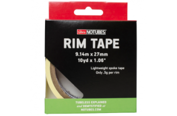 Stans NoTubes Rim Tape 10yd x 27mm