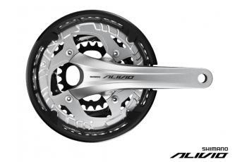 Shimano Alivio Crankset FC-T4060