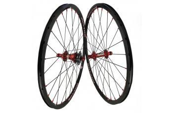 "Crupi Expert 20 x 1-3/8"" Wheels"