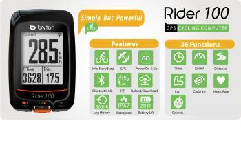 Bryton Rider 100 GPS Computer