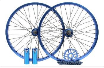 SALTPLUS Summit Wheel & Drive Kit