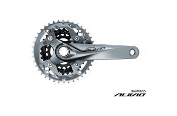 Shimano Alivio FC-M4050 9-Speed MTB Crankset