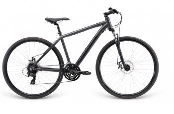 CALL FOR AVAILABILITY  KEY FEATURES  700c alloy frame, with Apollo's performance Women's specific geometry  RST Neon Suspension fork with 60mm of travel and Mechanical lockout.  Alloy hubs, with Weinmann double wall rims.  700c x 38c urban multi-terrain t